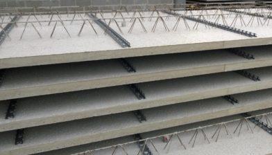 Breedvloerplaat Met Betonkernactivering