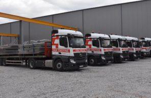 Vrachtwagens Van Thuyne
